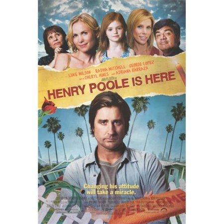 Posterazzi MOVII0221 Henry Poole is Here Movie Poster - 27 x 40 in. - image 1 of 1