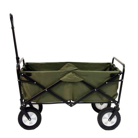 Box Utility Cart - Folding Utility Cart Long
