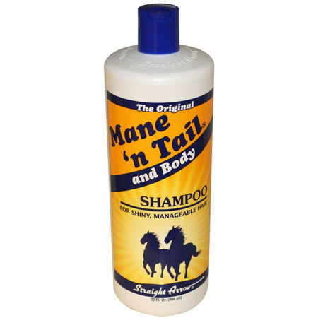 Mane 'n Tail and Body Shampoo, 32 oz.