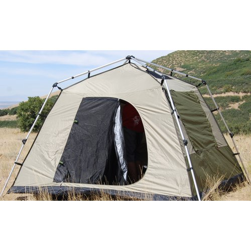 Black Pine Sports Escape 5 Turbo Tent  sc 1 st  Walmart & Black Pine Sports Escape 5 Turbo Tent - Walmart.com