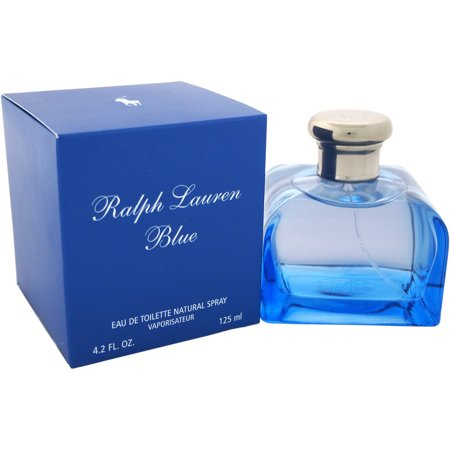 Ralph Lauren Blue For Women Eau De Toilette Natural Spray  4 2 Fl Oz