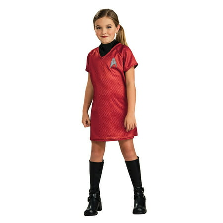 Star Trek Girls Uhura Halloween Costume