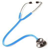 Prestige Medical 126 Clinical I Stethoscope, Neon Blue