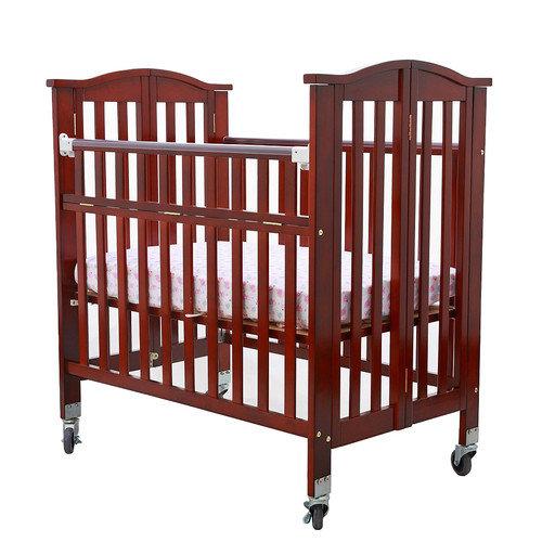 Dream On Me Juno Mini Ultra Convenience Crib, White