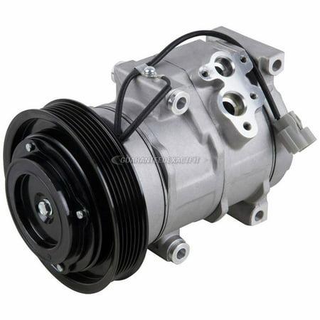 AC Compressor & A/C Clutch For Honda Accord Odyssey Pilot Ridgeline Acura TL MDX Acura Tl Bumper Reinforcement