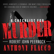 A Checklist for Murder - Audiobook