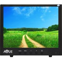 10.4IN LCD CCTV MONITOR METAL 800X600 HDMI VGA CVBS AUDIO IN SPKR