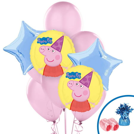 Peppa Pig Balloon Kit - Peppa Pig Party Theme
