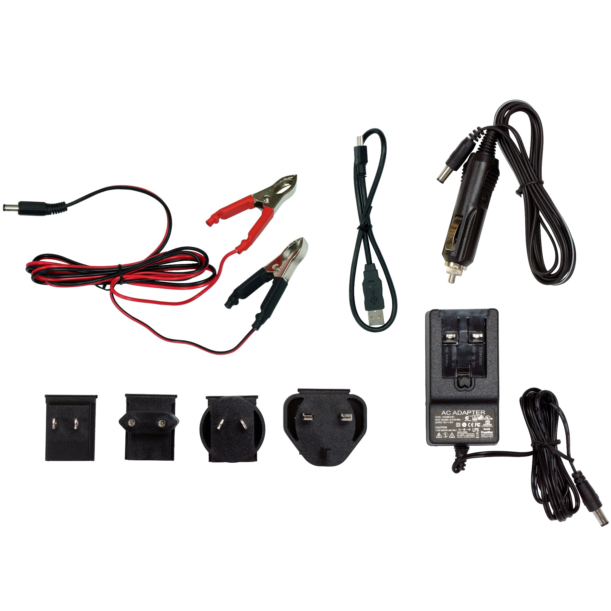 Minelab GPX 7000 Metal Detector Adaptor, Charger and Cable Kit 3011-0290 by Minelab