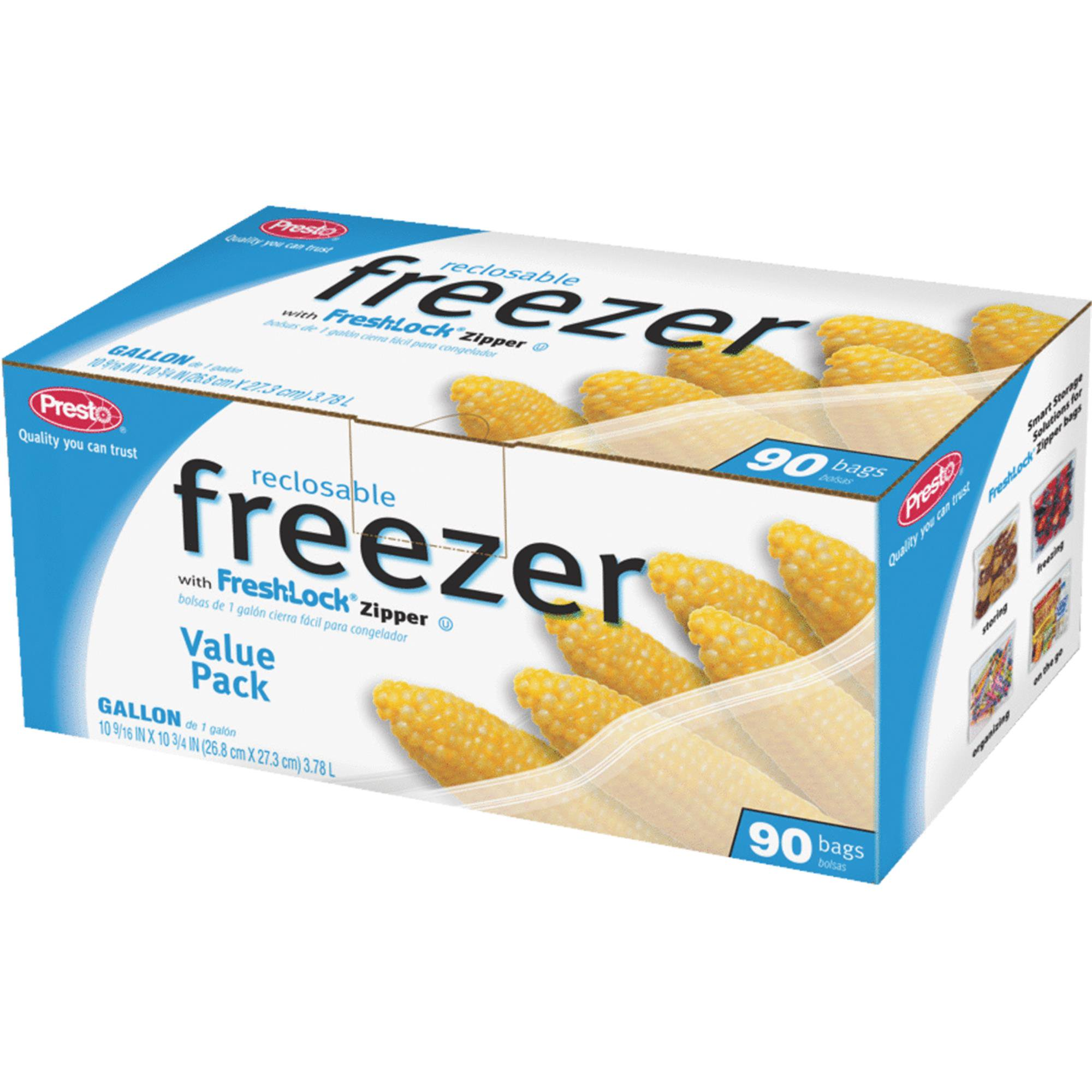Presto Value Pak Freezer Bag