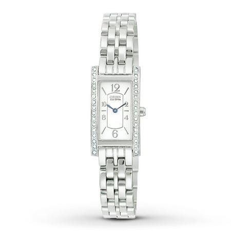 CITIZEN Women's EG2020-52A Eco-Drive Palidoro Swarovski Crystal Accented Watch ()