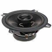 "PowerBass S-5202 5.25"" Full-Range OEM Speakers, Set of 2, Black"