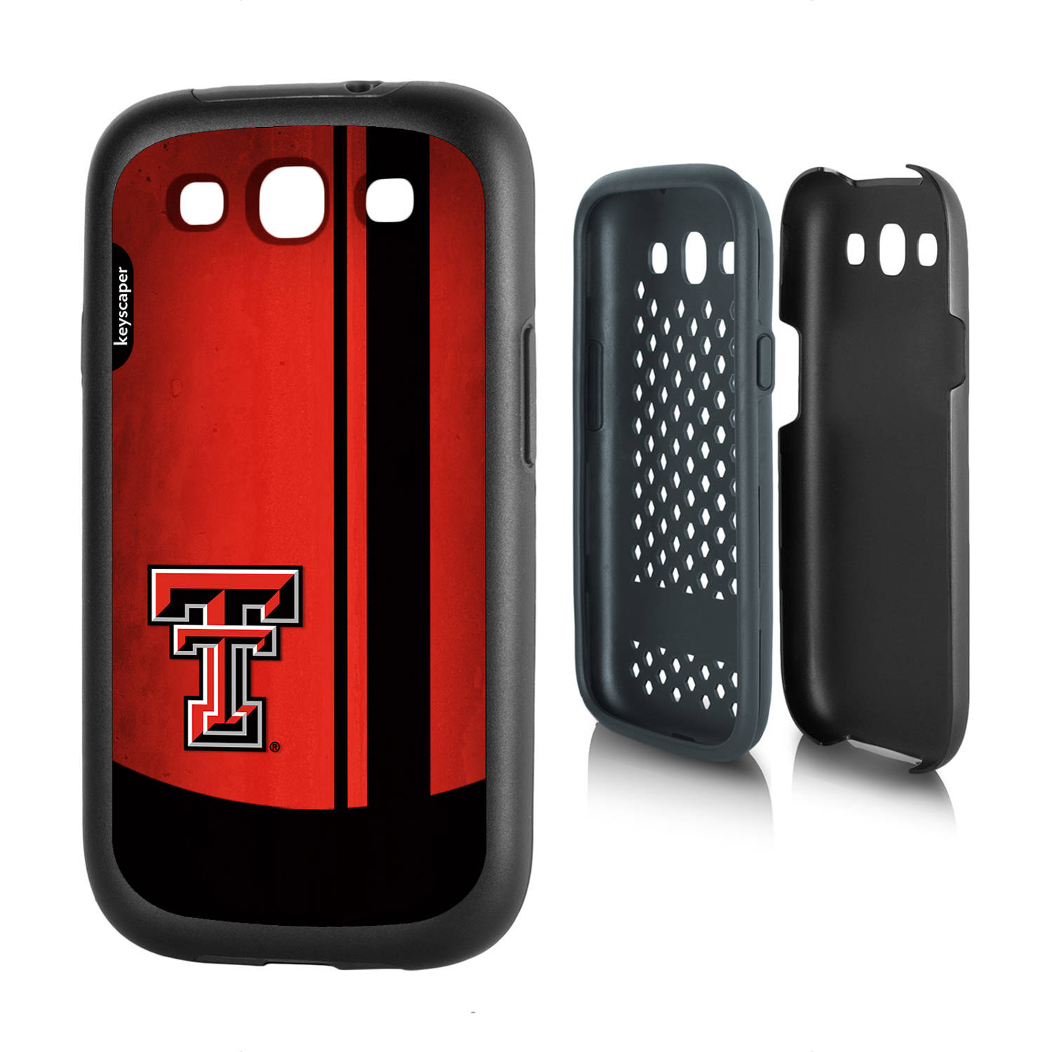 Texas Tech Red Raiders Galaxy S3 Rugged Case