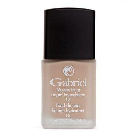 foundation liquid cream beige by gabriel (Creamy Liquid)