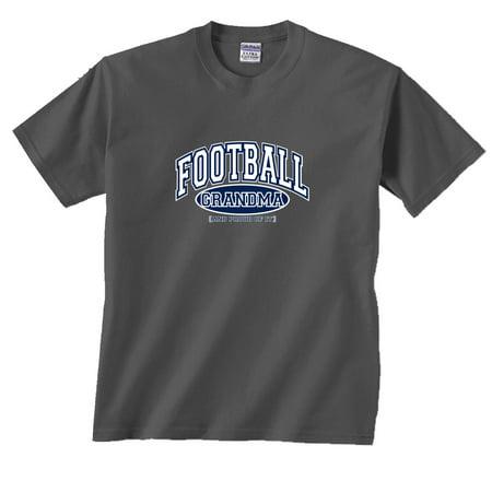 Football Grandma and Proud of It T-Shirt
