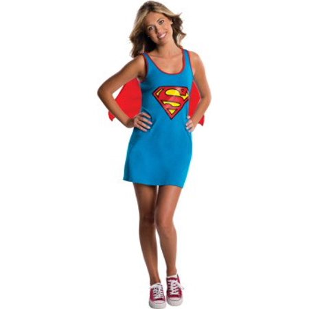 Justice League Supergirl Tank Costume