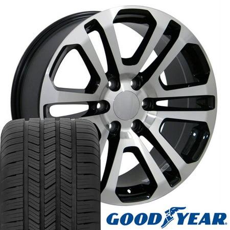 Gmc Sierra Tires - 20