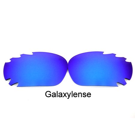 Martini Racing Sunglasses (Galaxy Replacement Lenses For-Oakley Racing Jacket/Jawbone Sunglasses Blue Polarized)