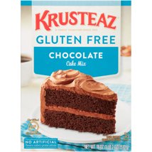 Baking Mixes: Krusteaz Gluten Free Chocolate Cake Mix