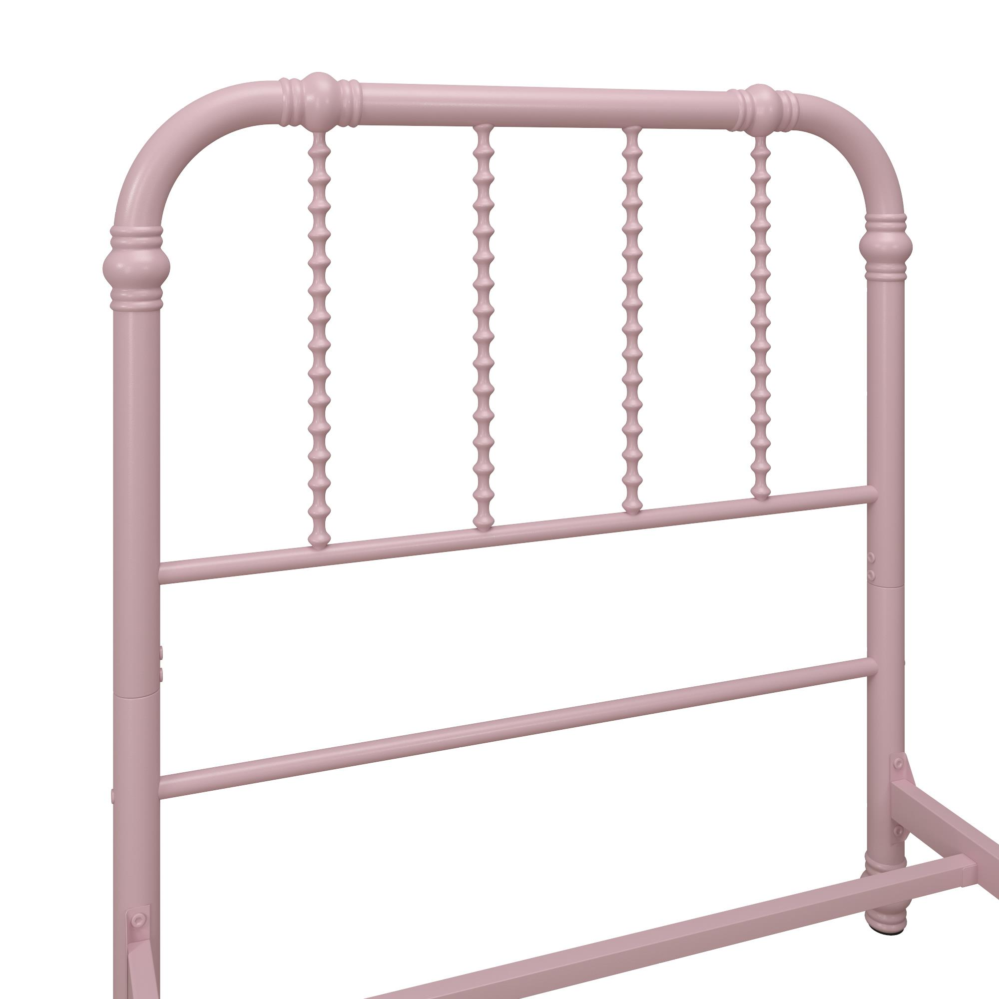 Dhp Jenny Lind Metal Bed Multiple Sizes Multiple Colors