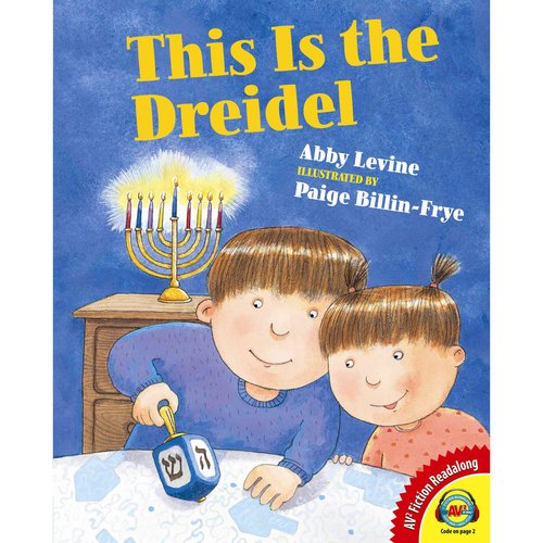 This Is the Dreidel, with Code