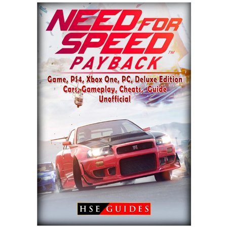 Need for Speed Payback Game, PS4, Xbox One, PC, Deluxe Edition, Cars, Gameplay, Cheats, Guide