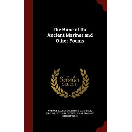 The Rime of the Ancient Mariner and Other Poems (The Rime Of The Ancient Mariner Poem Text)