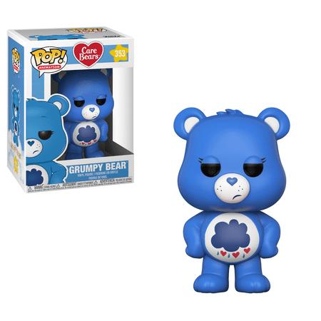 Funko Pop! Animation: Care Bears - Grumpy Bear](Grumpy Care Bear)
