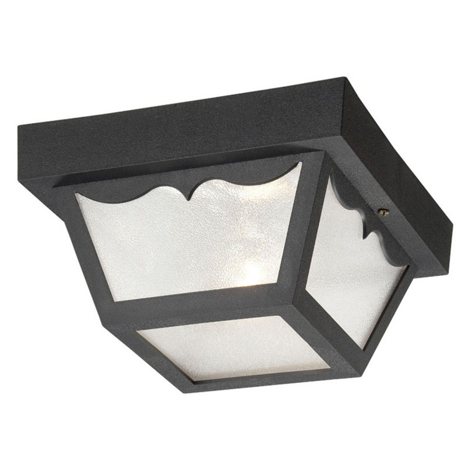Acclaim Lighting Builders Choice 1 Light Outdoor Ceiling Mount Light Fixture by Acclaim Lighting