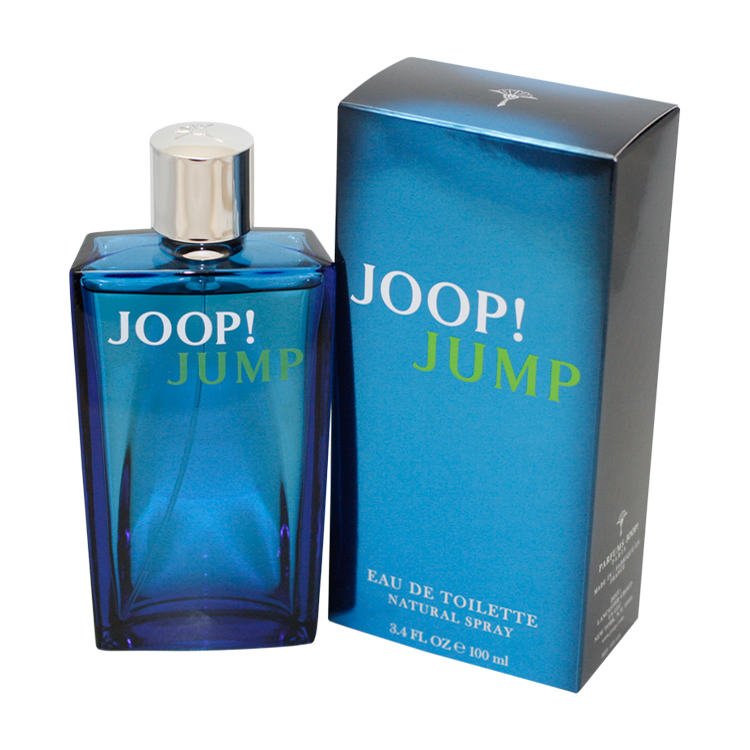 Joop Jump Eau De Toilette Spray 3.4 Oz / 100 Ml