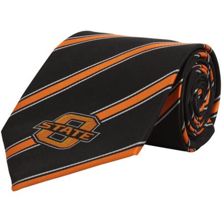 Oklahoma State Cowboys Woven Poly Tie - No Size