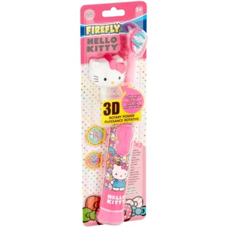 Rotary Power Toothbrush (2 Pack - Hello Kitty Rotary Power Soft Toothbrush 1 ea )