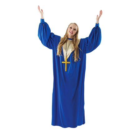 Gospel Singer Adult Costume, One Size