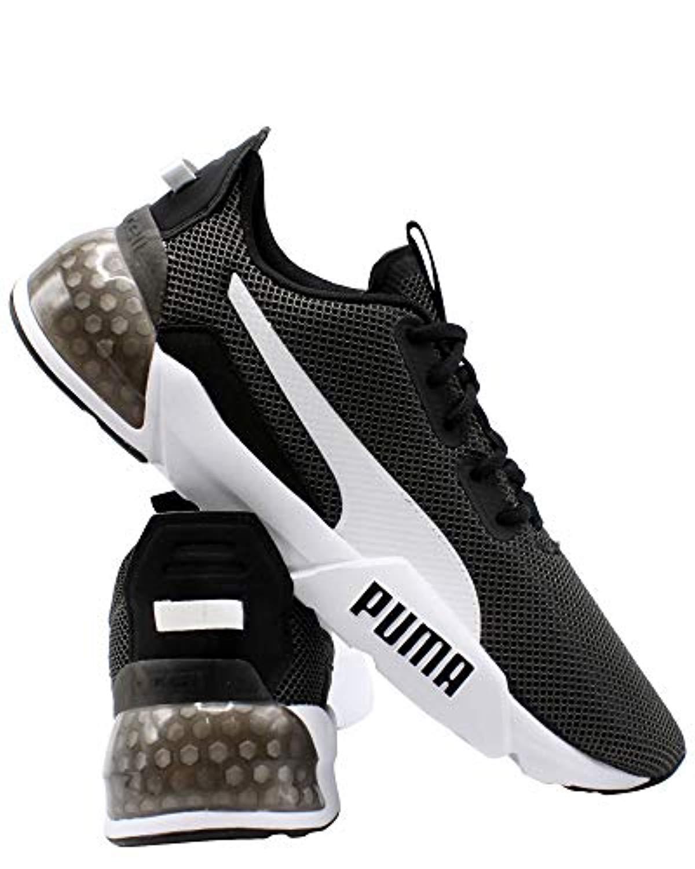 Cell Phase Sneaker, Black White