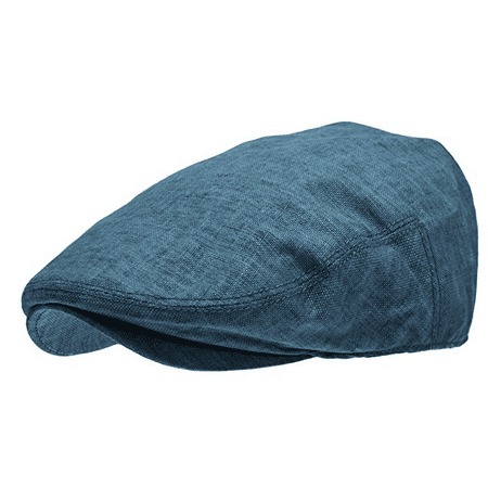 47926c77e15 Epoch Hats - Men s Linen Gatsby Cap Flat Ivy Golf Driving Cabbie Newsboy Hat  Multi Colors - Walmart.com