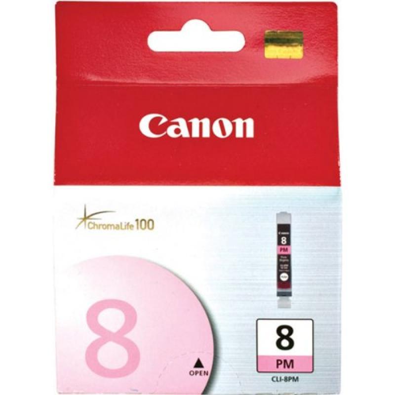 Canon Genuine CLI-8 Photo Magenta ChromaLife 100 Photo In...
