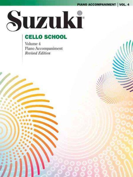 Suzuki Cello School by Alfred Music