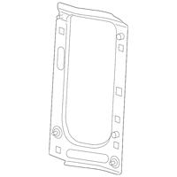 Genuine OE GM Mount Panel Side Bracket 23158262