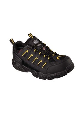 Men's Skechers Work Blais Steel Toe Lace Up