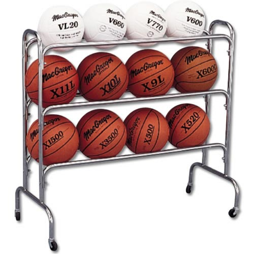 Wide Body Ball Cart (Holds 12 Balls)