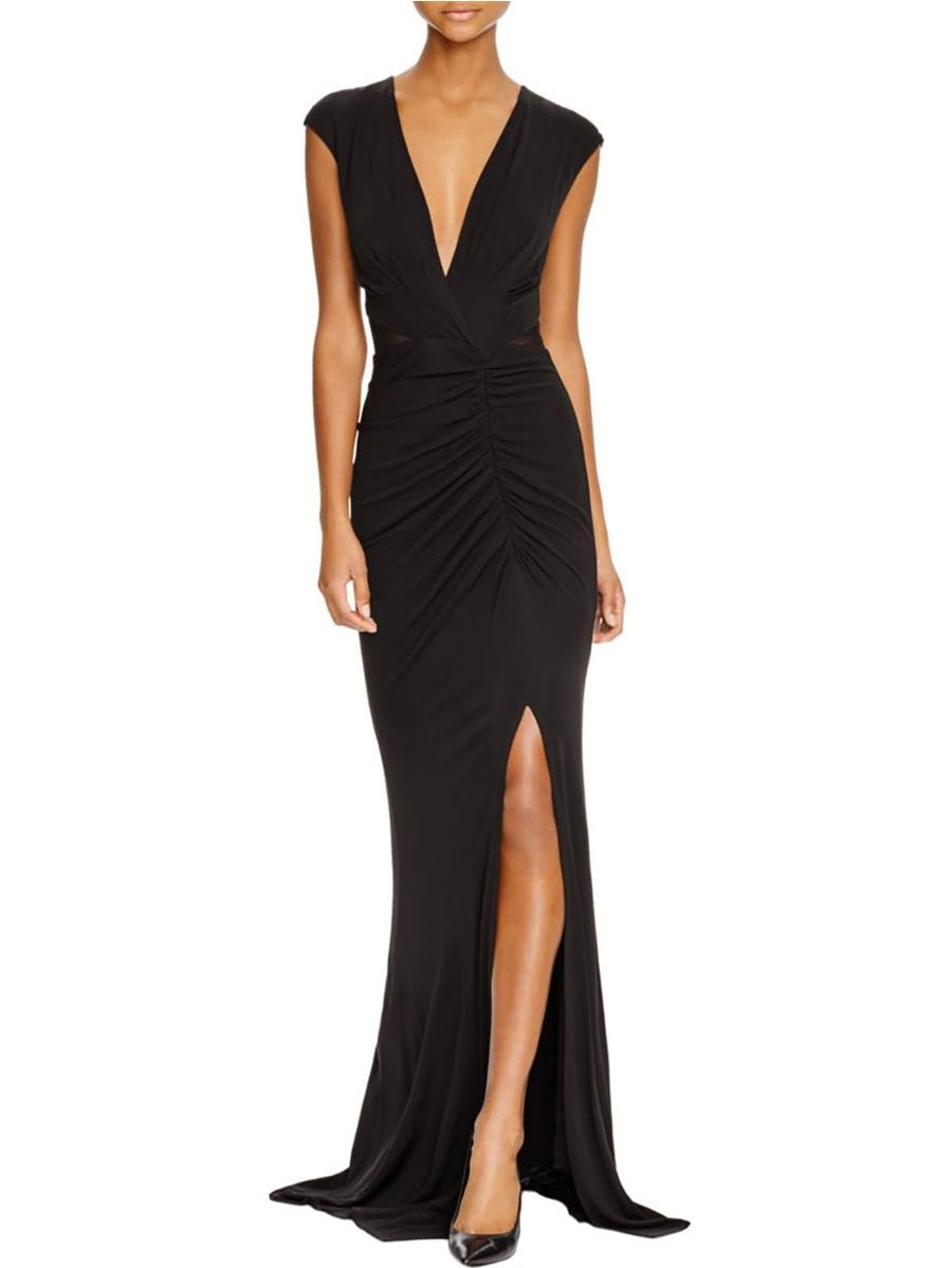 Ruched Evening Dresses