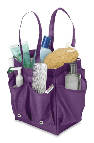 Superbe Whitmor Shower Caddy In Savvy Purple