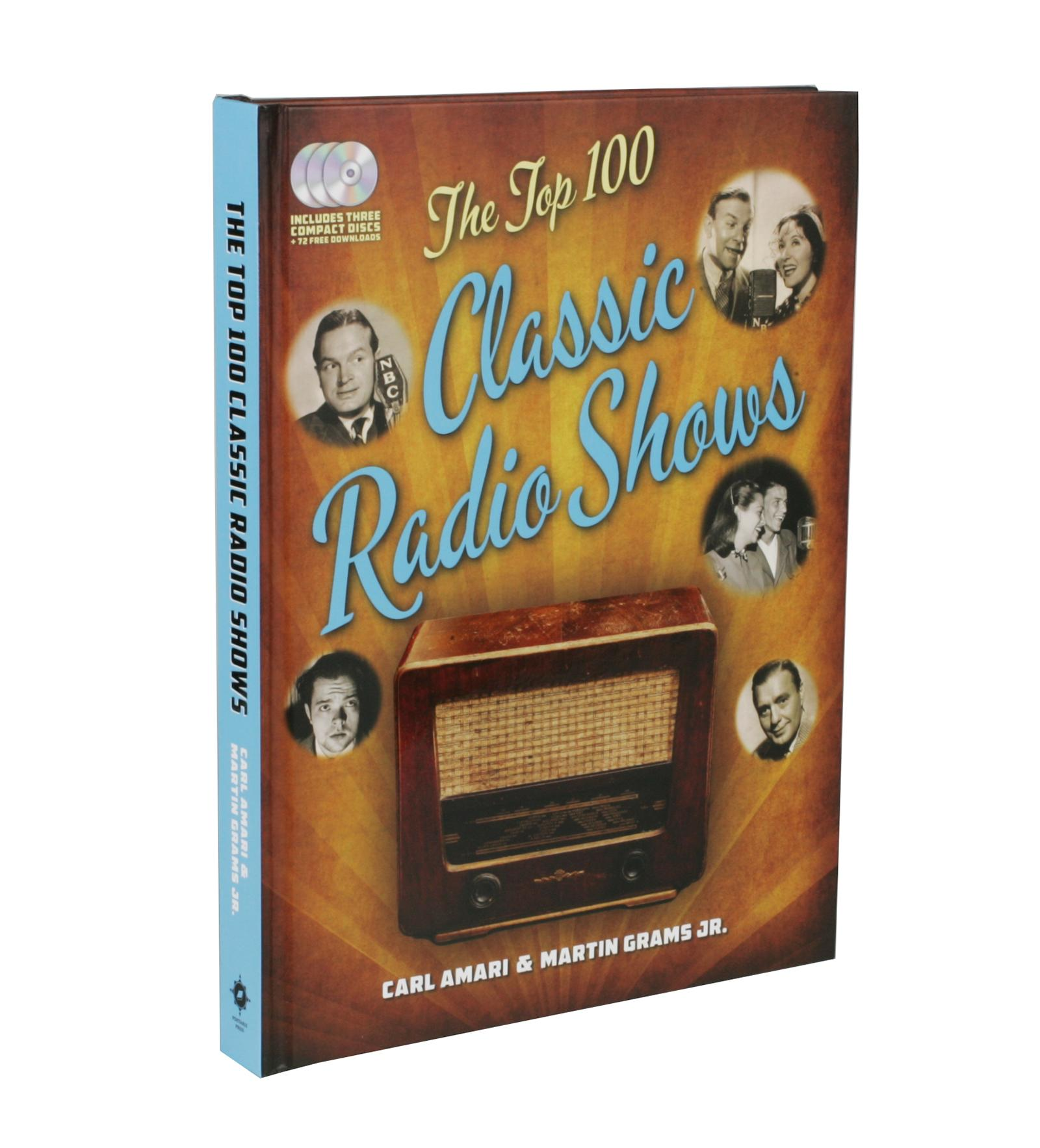 The Top 100 Classic Radio Shows (Hardcover)