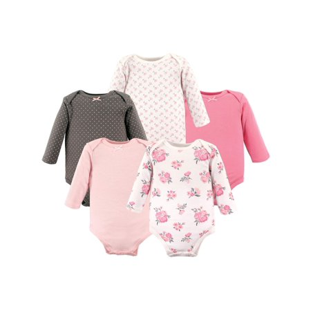 597d74f8ef2d Babyvision - Girl Long Sleeve Bodysuits