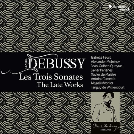 Debussy: Les Trois Sonatas - The Late Works (CD)