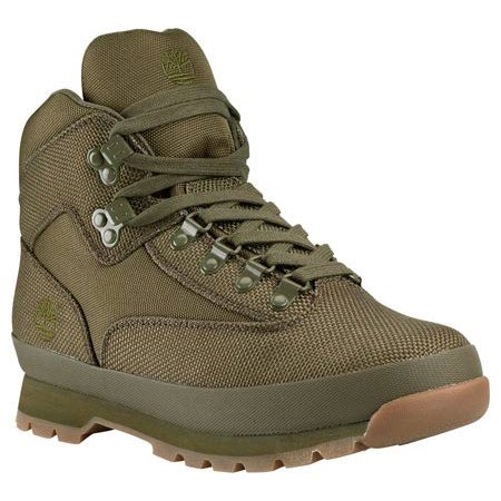 Euro style tb0a15s9357 Hiker Timberland a15s9 Men's Bts Fabric Olive Cordura 7ygYvb6f