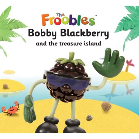 Bobby Blackberry and the treasure island - eBook (Berry Islands)