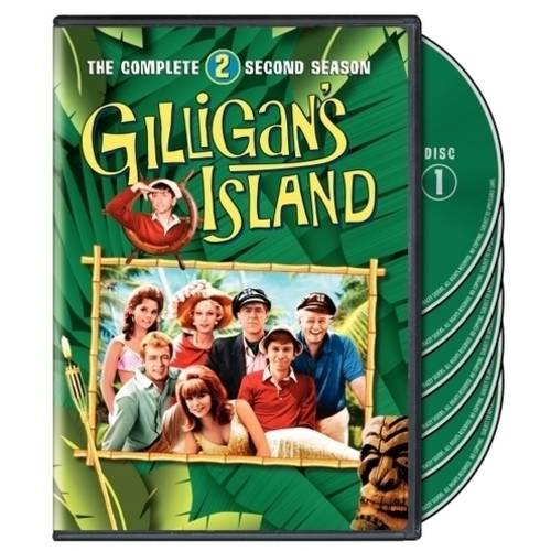 Gilligan's Island: The Complete Second Season (Full Frame) by WARNER HOME ENTERTAINMENT