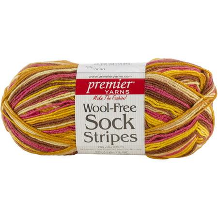 Nylon Sock Yarn (Premier Yarns Wool-Free Sock)