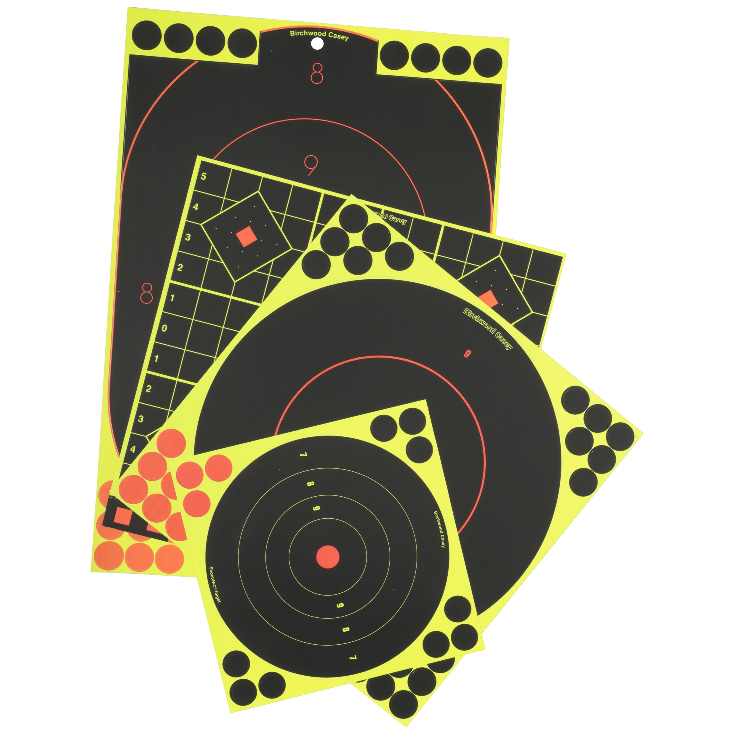 Sharpshooter™ Stand and Shoot-N-C Assorted Target Kit